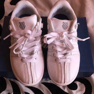 Children's Kswiss sneakers size 12.5.